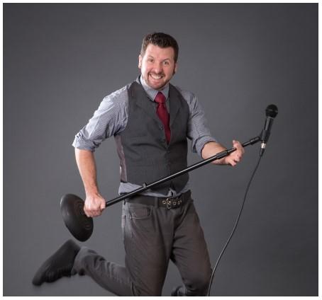 Matt Baker Comedy Stunt Show
