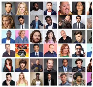 Celebrity Comedians and Speakers